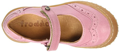 Froddo Froddo Girls Mary Jane Shoes Mädchen Mary Jane Halbschuhe Pink (Pink)