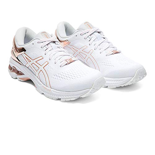 ASICS Gel-Kayano 26 Platinum Women's Zapatillas para Correr - SS20-40.5