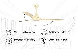 Lifelong LLCF08 High Speed Ceiling Fan 1200 mm (Ivory)