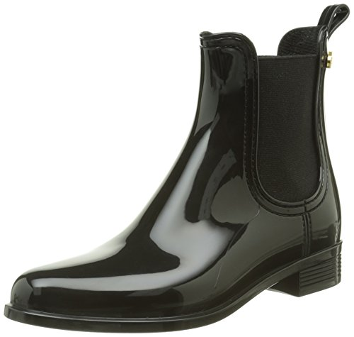 Lemon Jelly Damen Comfy Chelsea Boots, Schwarz (Black 01), 38 EU (Sitze Wise)