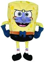 Peluche Ty - Beanie Babies - Spongebob Mermaidman - cm 20. (cod. 40432) 85acf2334f09