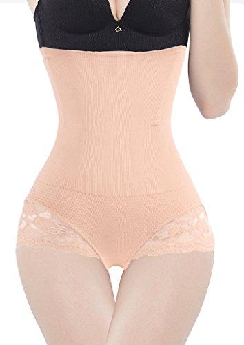 Lifter Trainer Taille Butt Mit (Damen Butt Lifter Taillenhosen Cincher Trainer Taille und Oberschenkel Body Shaper Erweiterter Boyshorts)