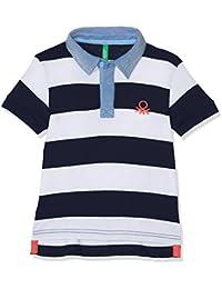 United Colors of Benetton H/S Polo Shirt, Polo Garçon