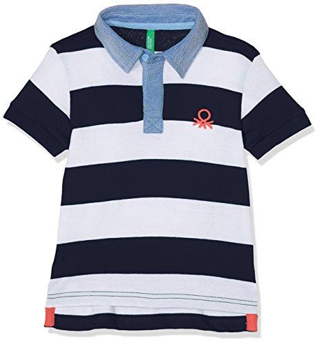 united-colors-of-benetton-jungen-poloshirt-h-s-polo-shirt-blau-navy-white-11-12-jahre-herstellergros