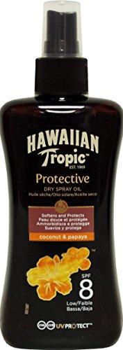 Hawaiian Tropic solar oil Protection Spray FP 08 200 ml