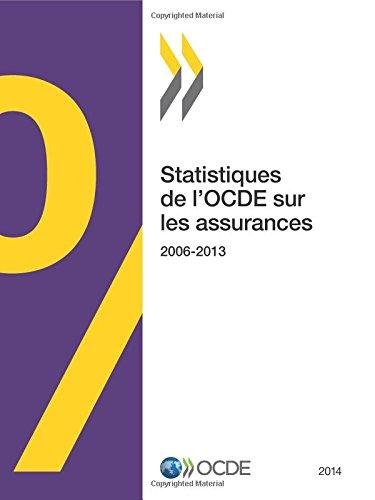 Statistiques de l'Ocde sur les assurances 2014: Edition 2014