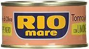 Rio Mare Tuna in Olive Oil with Lemon & Pepper, 80