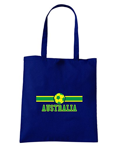 T-Shirtshock - Borsa Shopping WC0028 AUSTRALIA Blu Navy
