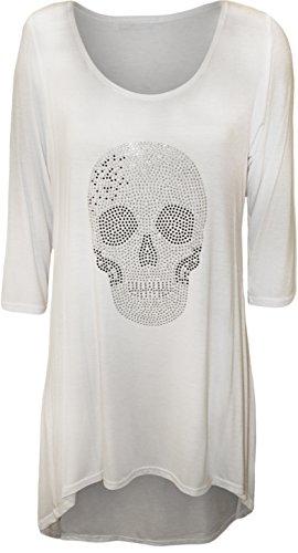 WearAll - T-shirt - Donna Bianco