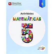 Matematicas 5 Actividades (aula Activa) - 9788468214702