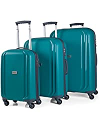 ITACA - Set 3 trolleys Polipropileno con TSA