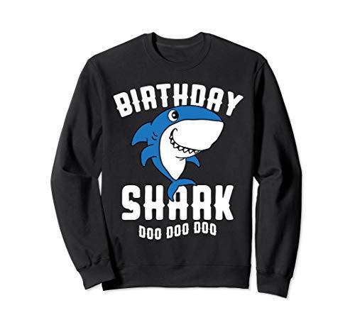 Kostüm Boy Shark - Geburtstag Shark Boy Daddy Halloween Weihnachtsgeschenk Sweatshirt