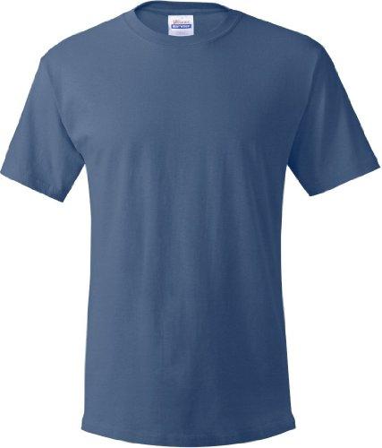 Cheap Trick Photo auf American Apparel Fine Jersey Shirt Bleu jean