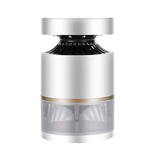 Moskito-Lampe UV-Moskito-Haushalt Weiß Schwarz Innenschlafzimmer strahlungsfreie, stille, automatische Einsteckart Moskito-Falle Moskito-Abwehrmittel-Artefakt