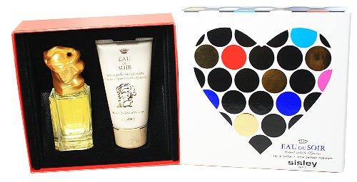 Sisley Eau Du Soir 30ml Eau de Parfum + 50ml Body Cream - Eau Soir Parfum