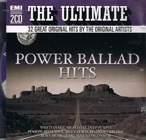 The Ultimate Power Ballad Hits