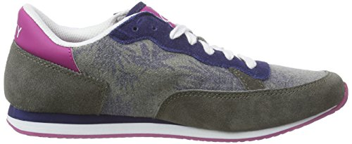 Roxy RUN II J MIL Damen Hohe Sneakers Mehrfarbig (MIL)