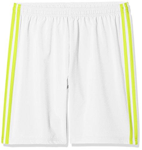 adidas Herren Condivo 18 Shorts, Grey one f17/Semi solar Yellow L