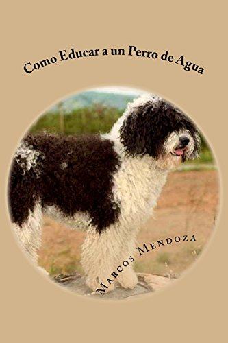 Como Educar a un Perro de Agua por Marcos Mendoza