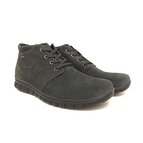 Sneakers Suede Grey