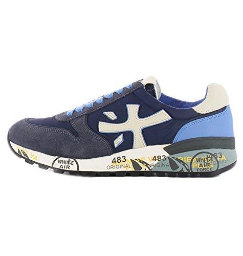 Chaussures De Sport Premiata De Hattori - Bleu yQzOEM4L