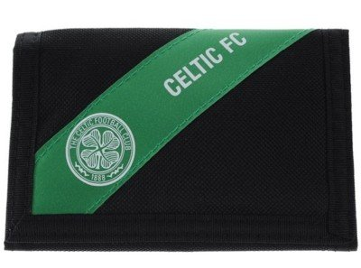 Celtic-Football-Club-Folding-Multi-Compartment-Velcro-Zipped-Wallet-rrp10