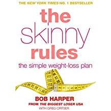 [(The Skinny Rules)] [ By (author) Bob Harper, By (author) Greg Critser ] [September, 2012]