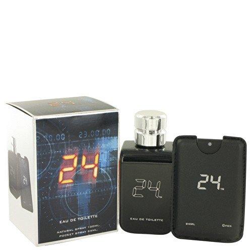 ScentStory 24 The Fragrance Eau De Toilette Spray + Mini Pocket Spray 3.4 oz 100ml