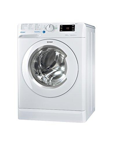 Indesit BWSE 71283X WWGG IT Libera installazione Carica frontale 7kg 1200Giri/min A+++ Bianco lavatrice