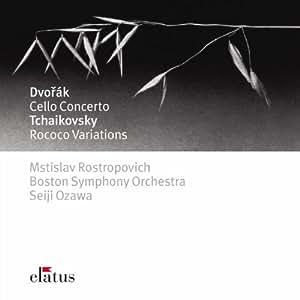 Dvorák: Cello Concerto, Tchaikovsky: Rococo Variations