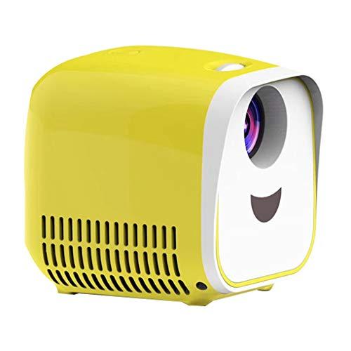 Alextry Portatile Wi-Fi Proiettori 1080P Android 4.4 HD 7000Lumens Film Media Player Home Theater Proiettore x Video Gioco TV