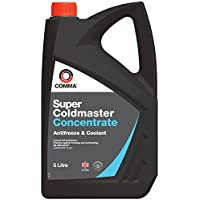 Comma SCA5L 5L Super Coldmaster Antifreeze and Coolant Concentrate - ukpricecomparsion.eu