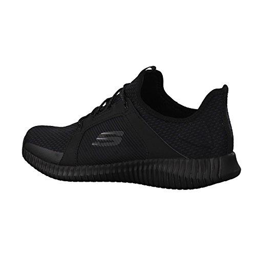 Skechers Elite Flex, Scarpe Running Uomo Nero (Black)