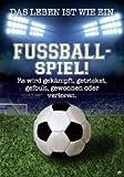 Musikkarten mit Sound Überraschung 025a Fussball Spiel