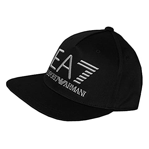 Casquette Ea7 - Emporio Armani Homme EA7 Logo Snapback Cap,