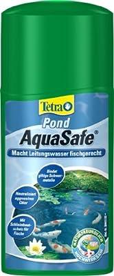 250 ml Tetra POND AQUASAFE, für den Gartenteich von 1433 - Du und dein Garten