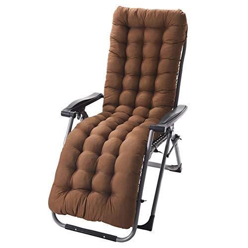 Cojín de Silla Larga para sillón de Relax Acolchado Colgando Cojín De La Silla Antideslizante Cojín...