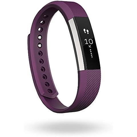 Fitbit Alta - Pulsera para actividad física, color Ciruela, talla S