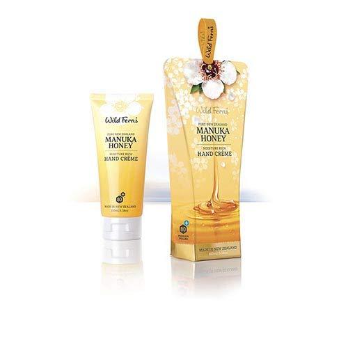 Wild Ferns Manuka Honey Moisture Rich Hand Cream by Wild Ferns