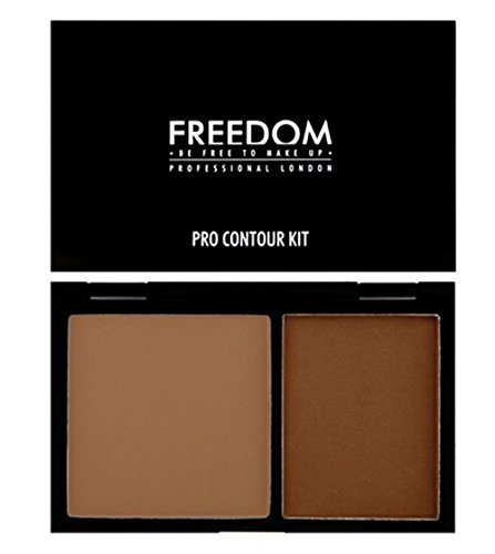 Freedom Makeup London Professional Contour, Medium 02, 6g