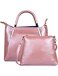 Bailey New Stylish Designer Combo Of PU Leather Handbag For Women And Girls  College Office Bag 9f00e42eec16e