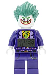 The LEGO Batman Movie Alarm Clock The Joker ClicTime Orologi