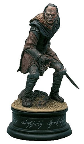 Lord of the Rings Chess Collection Nº 12 Orc Swordsman 1