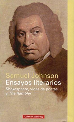 Ensayos Literarios por Samuel Johnson