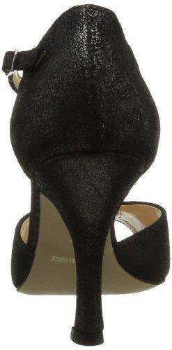 Eden 21 407 Cv, Escarpins femme Noir