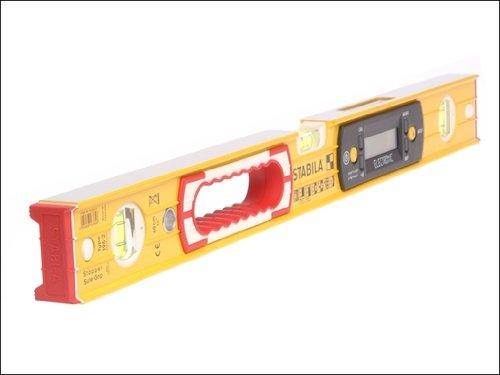 Preisvergleich Produktbild Stabila Wasserwaage a. Aluminium elektronisch L.80cm 17671