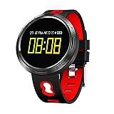 Luxus X9-VO Bluetooth 4.0 Smart Uhr Wasserdicht 0,95 Zoll Sport Armband Schlaf Pulsmesser Fitness Tracker