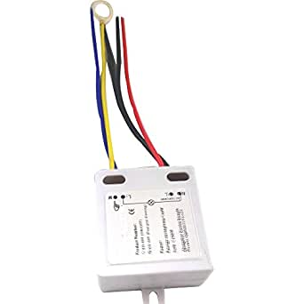 Energy For 220v Light Onoff By Touch Metal Saving Lamp Body Switch wlOXPkZiTu