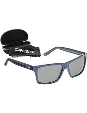 Cressi Rio - Gafas de Sol, Unisex, Adulto, Azul/ Gris, Talla Única