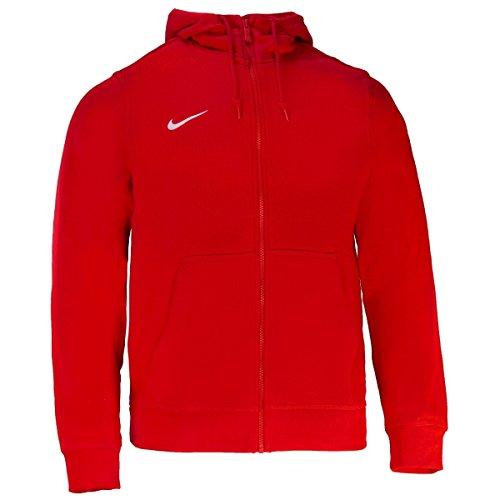 Nike Herren Team Club Full Zip Hoodie (Sweatshirt Club-hoodie)